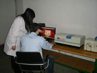 Particle Size Analyzer Team
